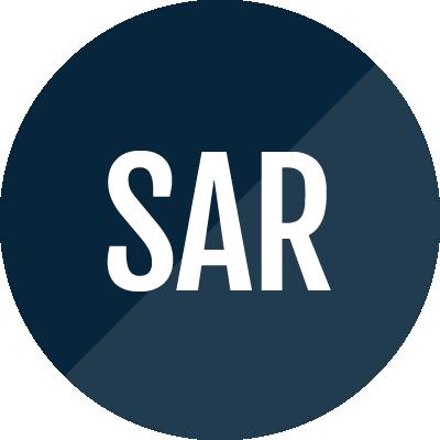 SAR icon